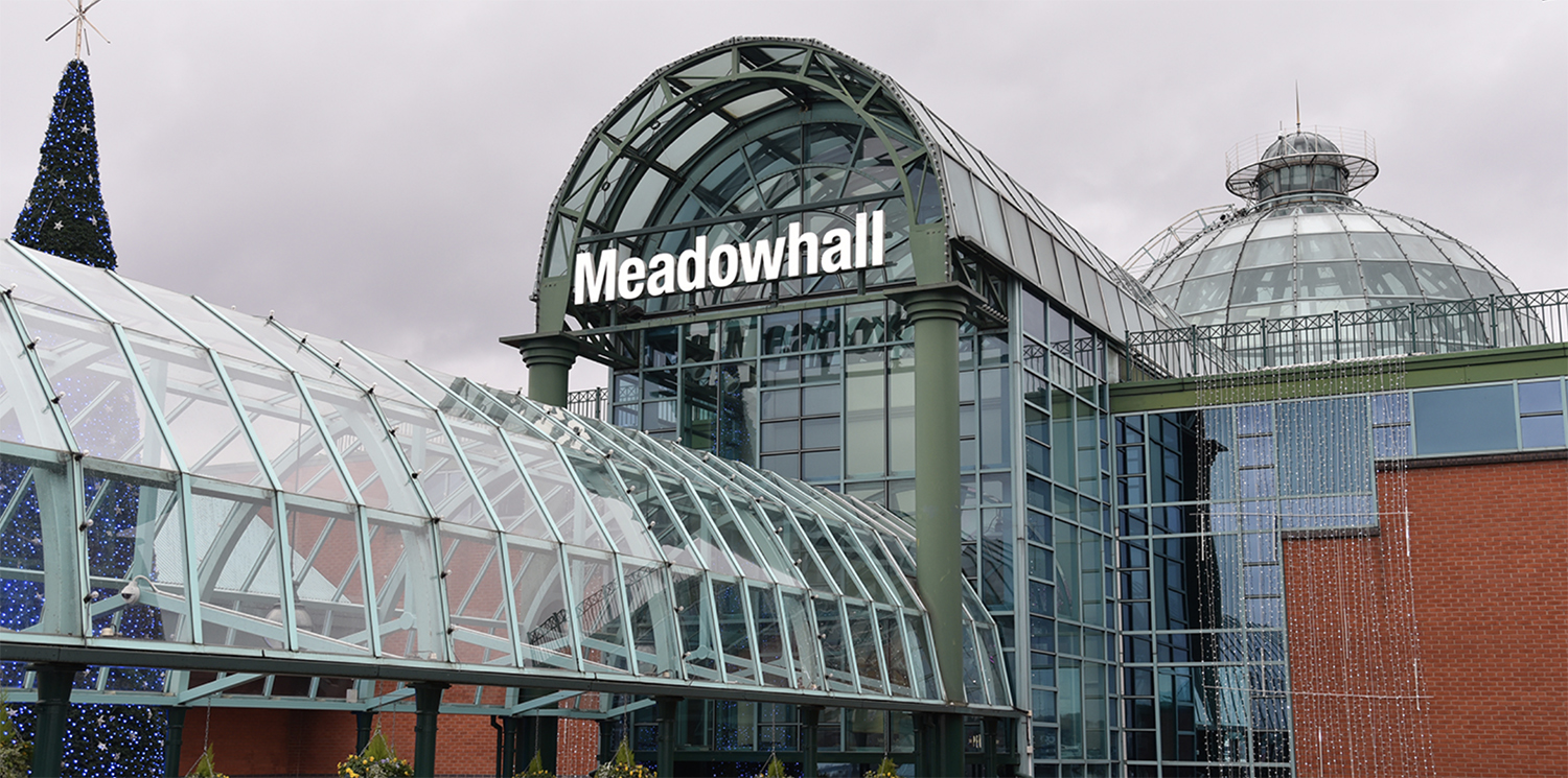 Dismantling at Meadowhall
